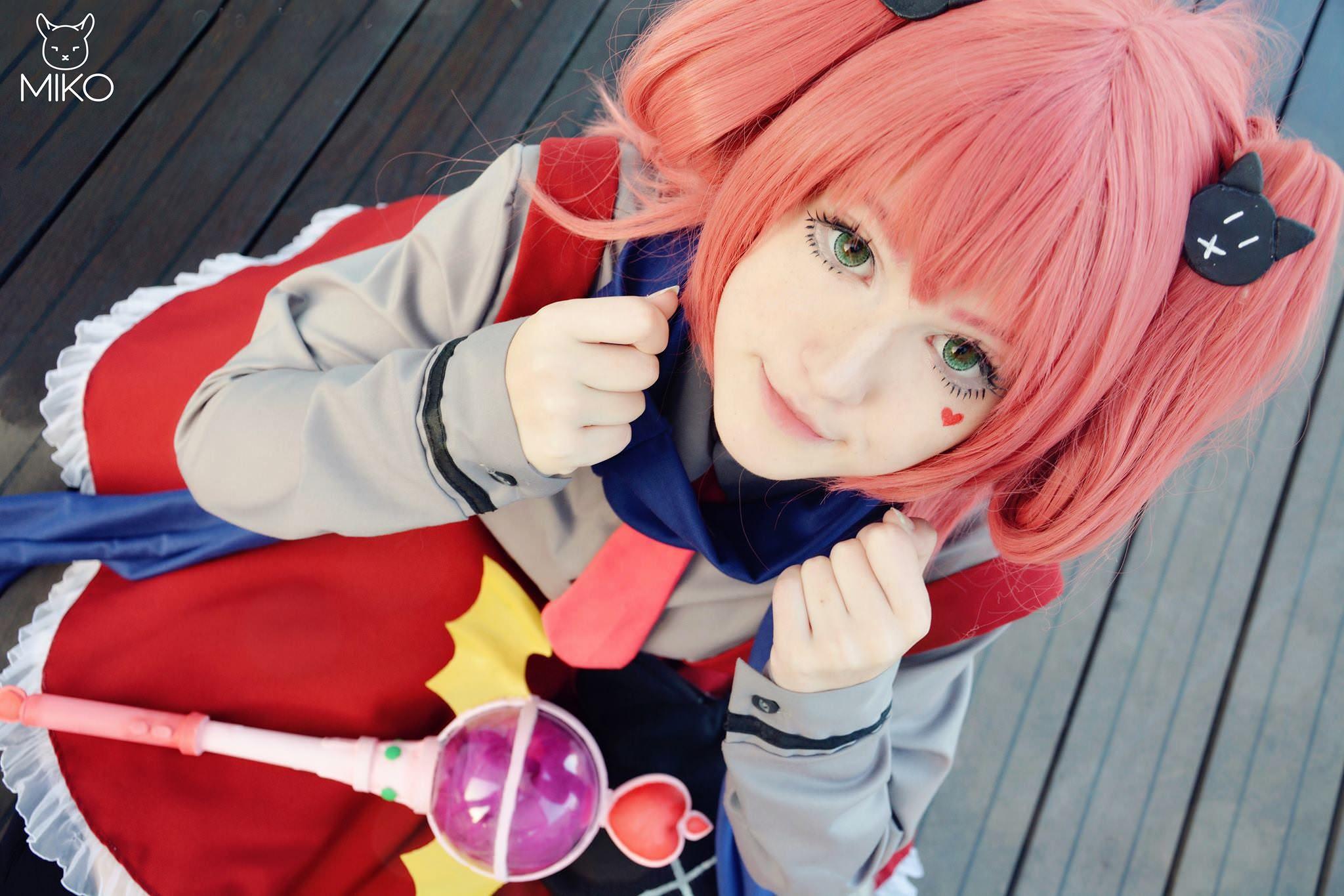 Satone Shichimiya (Chuunibyou demo Koi ga Shitai! Ren) by