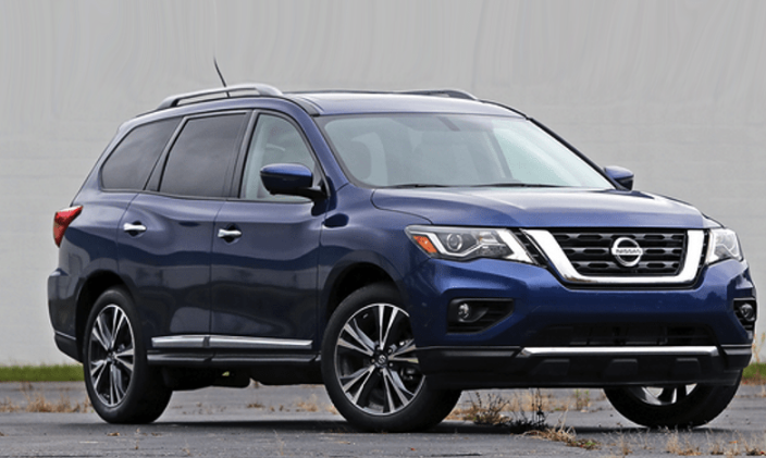 2021 Nissan Pathfinder Awd Concept Price Redesign Having An