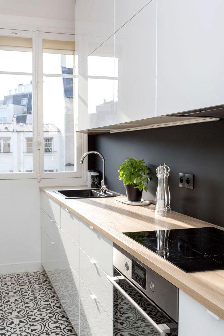 Elegant Idee Deco Pour Une Cuisine Blanche