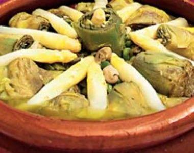 Delicia de alcachofas de Tudela