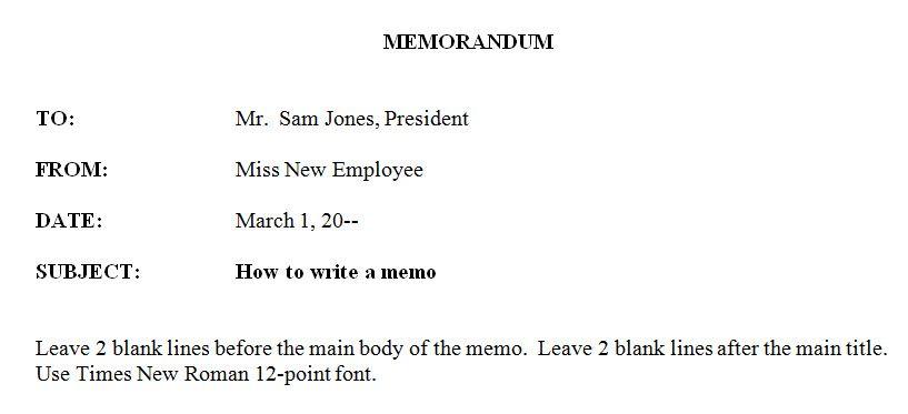 Business Memo Sample Letters Business memo Template Pinterest - examples of interoffice memorandum