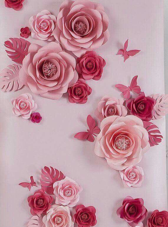 Pin by Fatma Shifa on Decor   Pinterest   Flower diy and Crafts