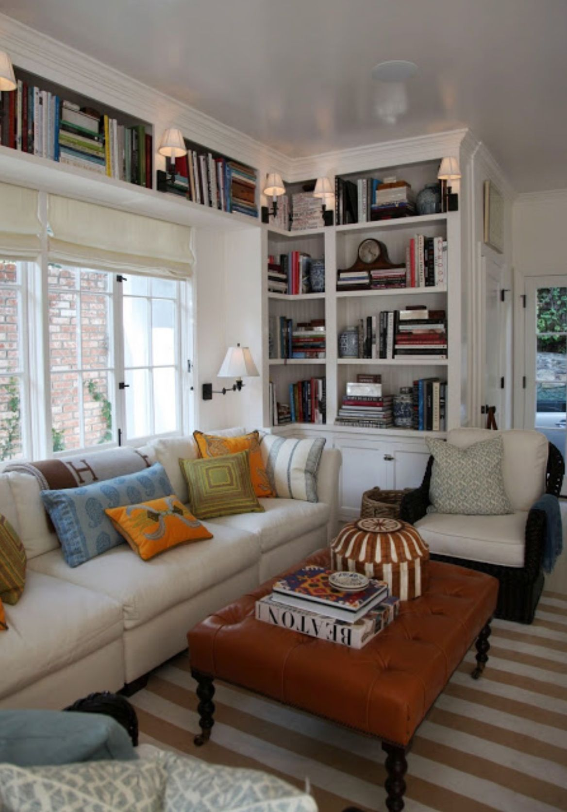 Libraries For Living Room: THIS Is What I Need!! A Living Room Library.. Lotsa