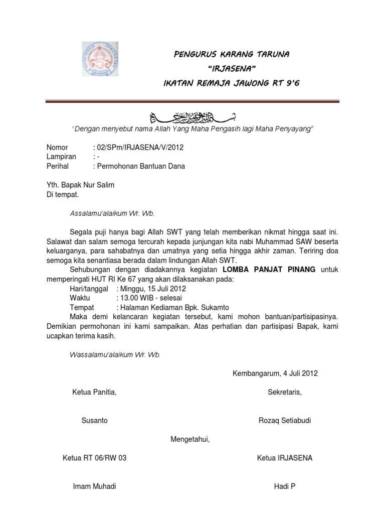 Contoh Cover Proposal Karang Taruna Contoh Cover Proposal Karang Taruna Untuk Contoh Proposal 17 Agustus Karang Taruna Desa Anda Bisa M Di 2021 Proposal Sekolah Surat