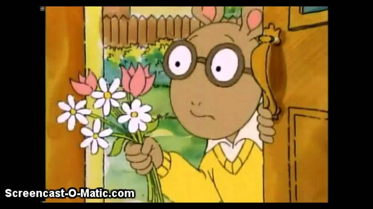 Arthur - Season 1 - Episode 8 - Full Episode - Arthur