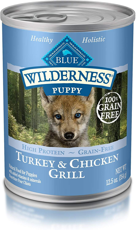 Blue buffalo wilderness high protein grain free natural