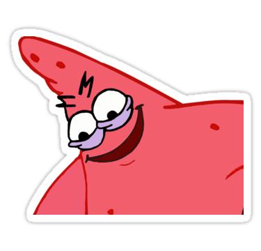 Poggers Sticker By Stertube Cute Stickers Meme Stickers Print Stickers