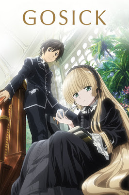 New on Bluray GOSICK The Complete Series (Essentials