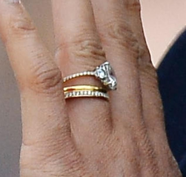 Has Meghan Markle redesigned her engagement ring? Royal