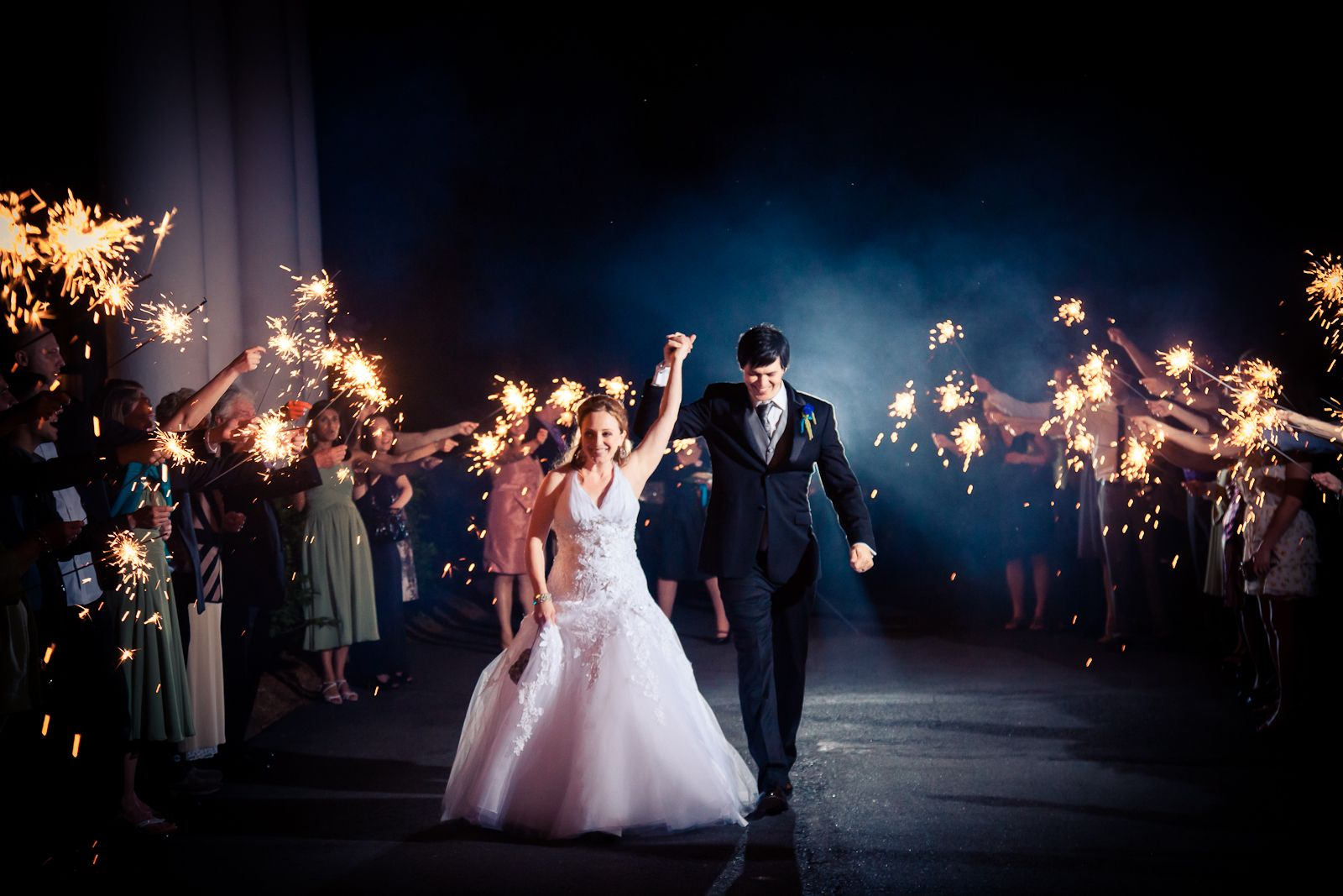 We also offer bulk wedding sparklers at a premium discount and our