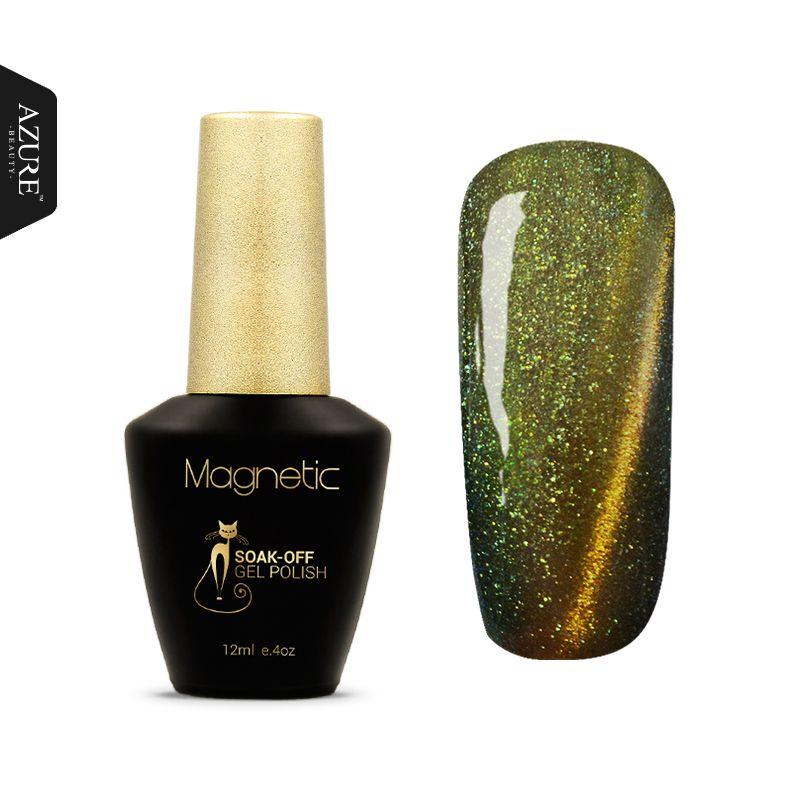 Hermosa Color De Las Uñas Magnética Friso - Ideas de Diseño de Arte ...