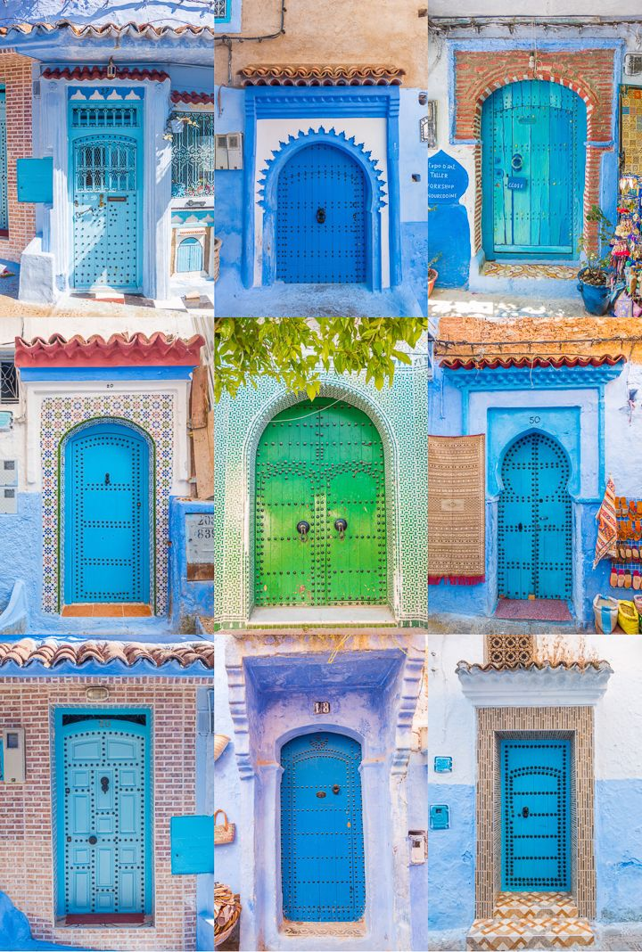 Chefchaouen — The Blue City of Morocco — Morocco Travel
