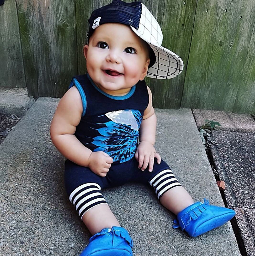 0250991b7 Baby boy style! Toddler Trucker hat @george_hats | T r u c k e r H ...