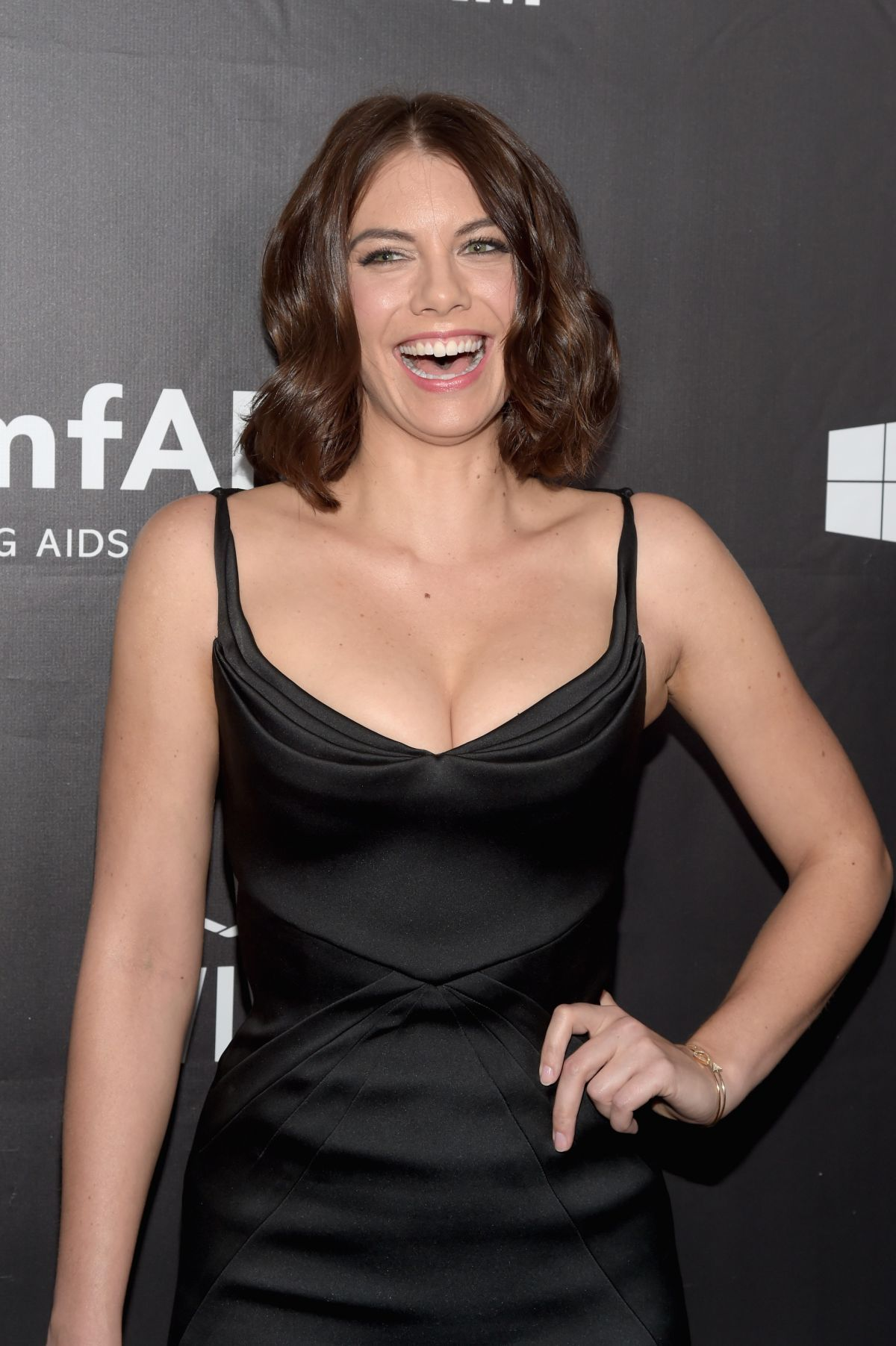 Lauren Cohan has become so popular that she sometimes she feels ...