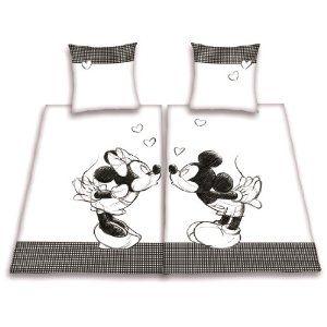 Herding 447862239 Bettwäsche Disneys Mickeyminnie Mouse Im
