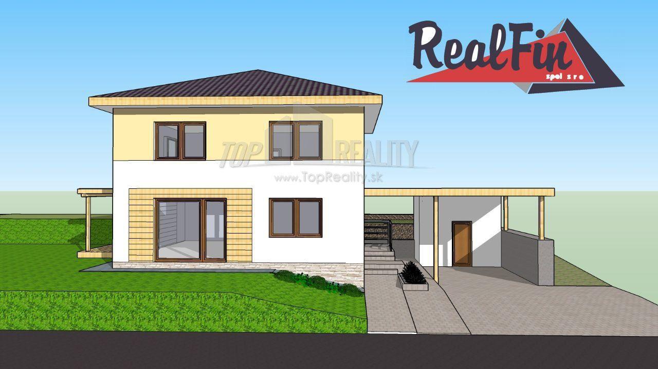 Novostavba domu v Bitarovej - VÝHODNÁ PONUKA :: TOP Reality