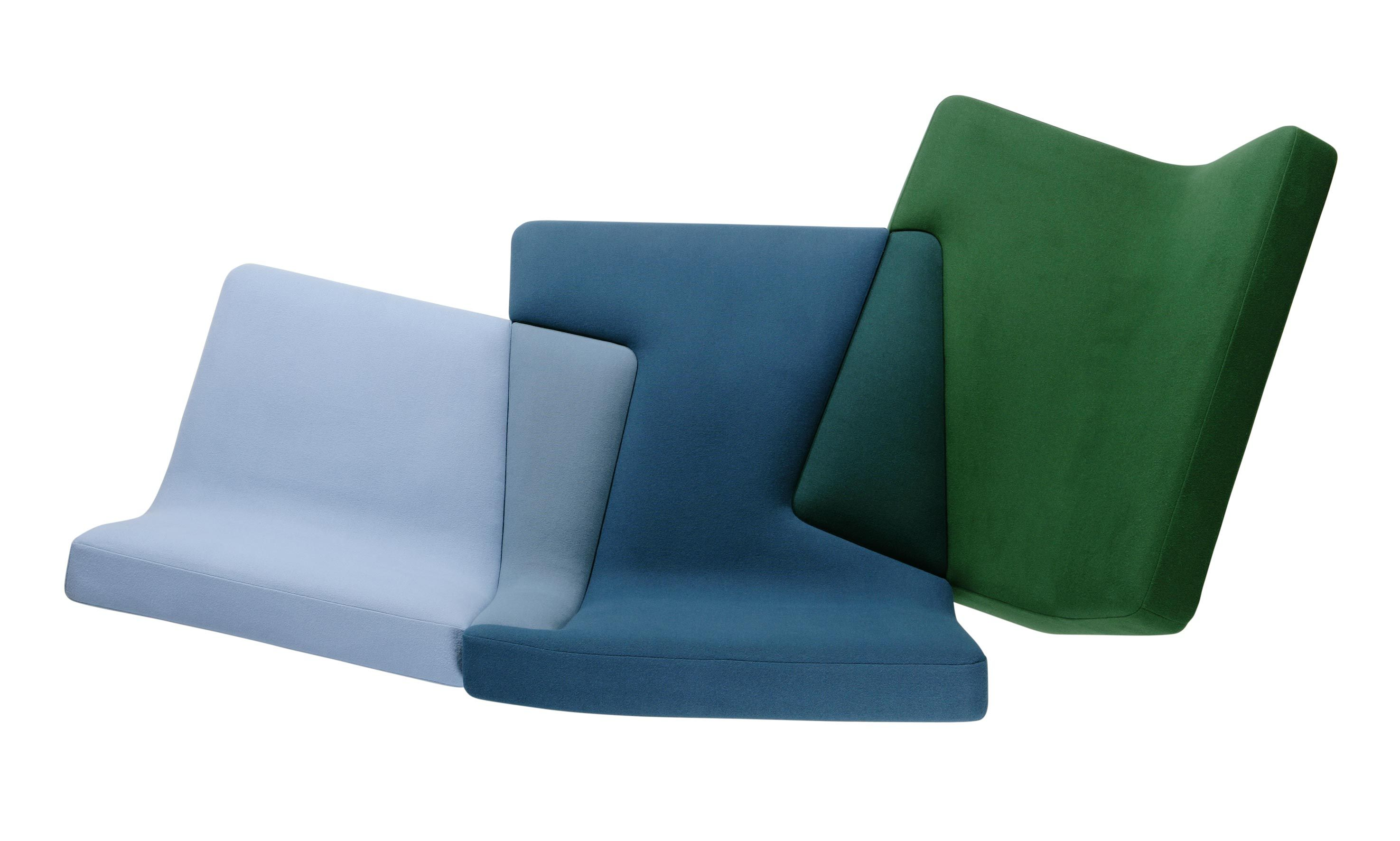 Intersections Sofa By Philippe Nigro