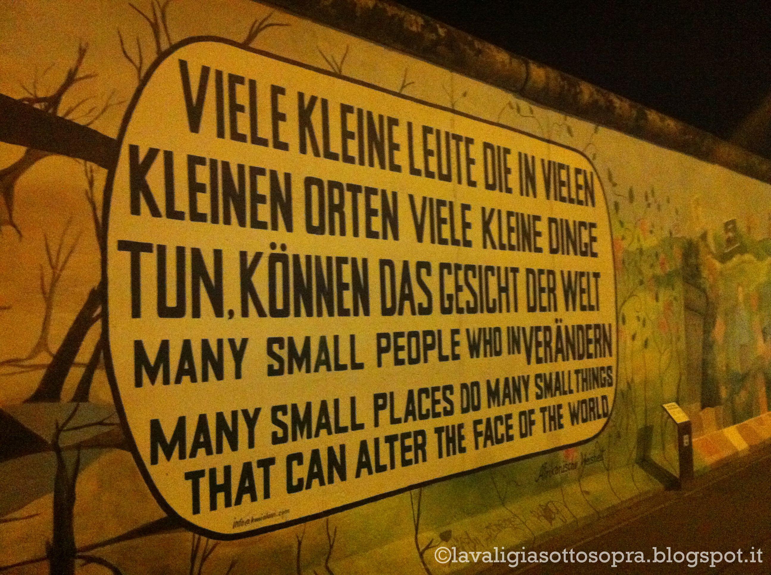 Pin by La Valigia Sottosopra on Berlin | Pinterest | Graffiti and ...