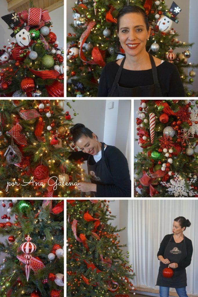 Guia para decorar tu rbol de navidad navidad y arbol - Guia para decorar ...