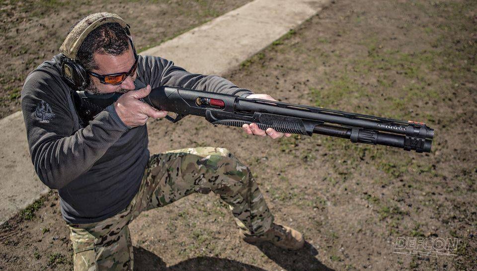 Pin on Armoury Shortgun