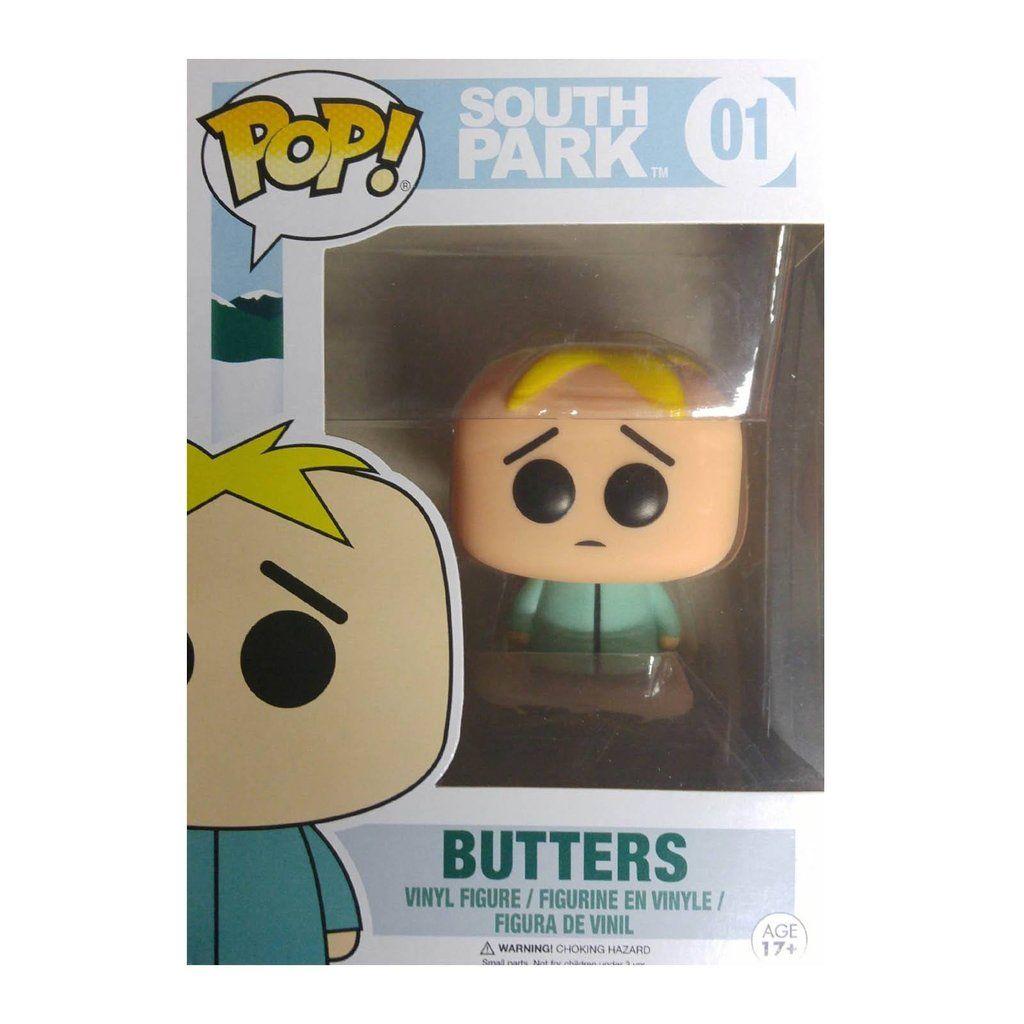 9b6f2749 Funko South Park POP Butters Vinyl Figure | South Park Toys and ...