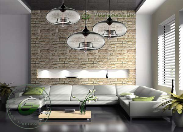 "We love a bargain !! Free shipping!Hot selling Niche Modern glass pendant ,Aurora Modern Pendant Light (11""dia x 4.75""H"") ,YSL-ML0880 on AliExpress.com. 15% off $152.15"
