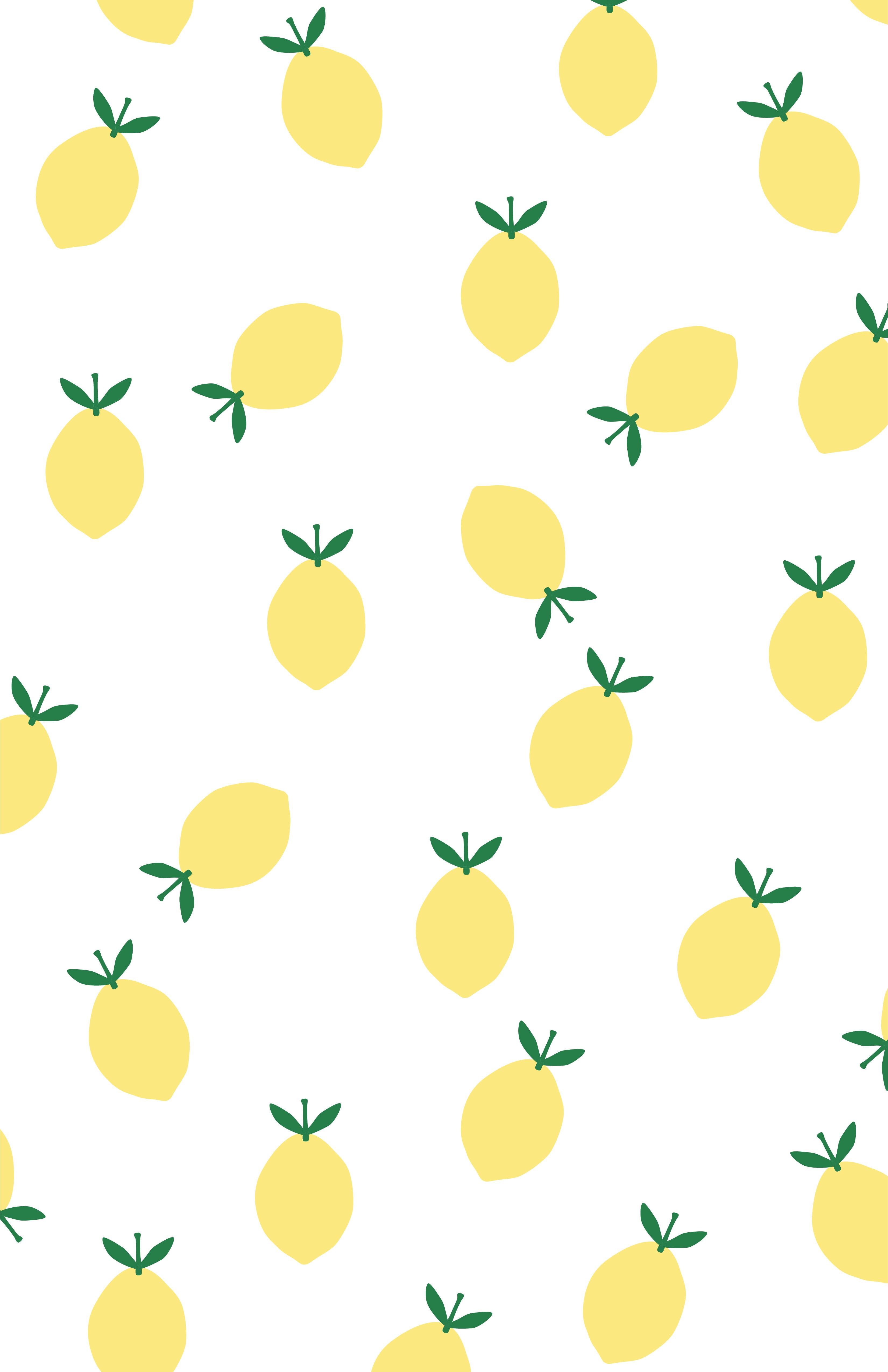 Prints By Rachael Lemon Simple Wallpapers Cute Patterns Wallpaper Iphone Background Wallpaper