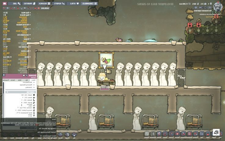 Photo of Recreational room decor is useless! – [Oxygen Not Included     Recreational ro…
