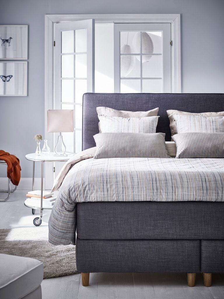 Nieuwe serie kwaliteitsboxsprings IKEA voor een goede nachtrust ...