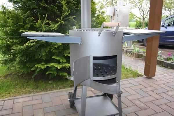 gulaschkanone kasan grill sonstiges f r den garten balkon terrasse garten pinterest. Black Bedroom Furniture Sets. Home Design Ideas