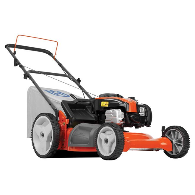 Husqvarna 3 In 1 Gas Push Lawn Mower 140 Cc 21 961330018 Rona Push Lawn Mower Lawn Mower Gas Lawn Mower