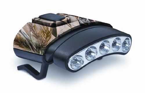 Gsm Outdoors Cyclops Cychcdtwgrt Tilt Whitegreen Led Hat Clip Light Camouflage Visit The Image Link More Details Note It Is A Led Hat Clip Lights Hat Clips