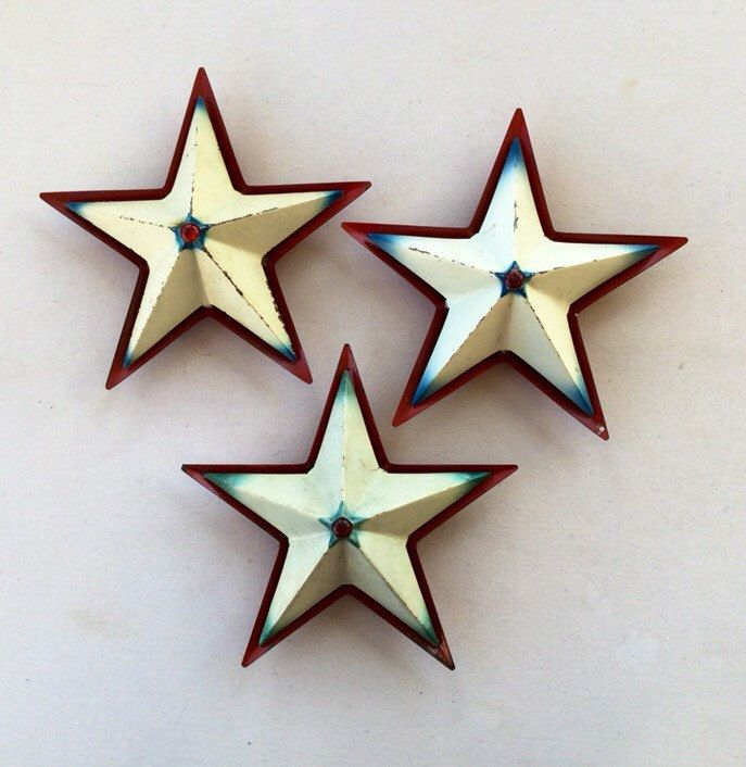 Noma Christmas Decorations: Vintage Star Noma 1940's 50's Christmas Tree Topper Or