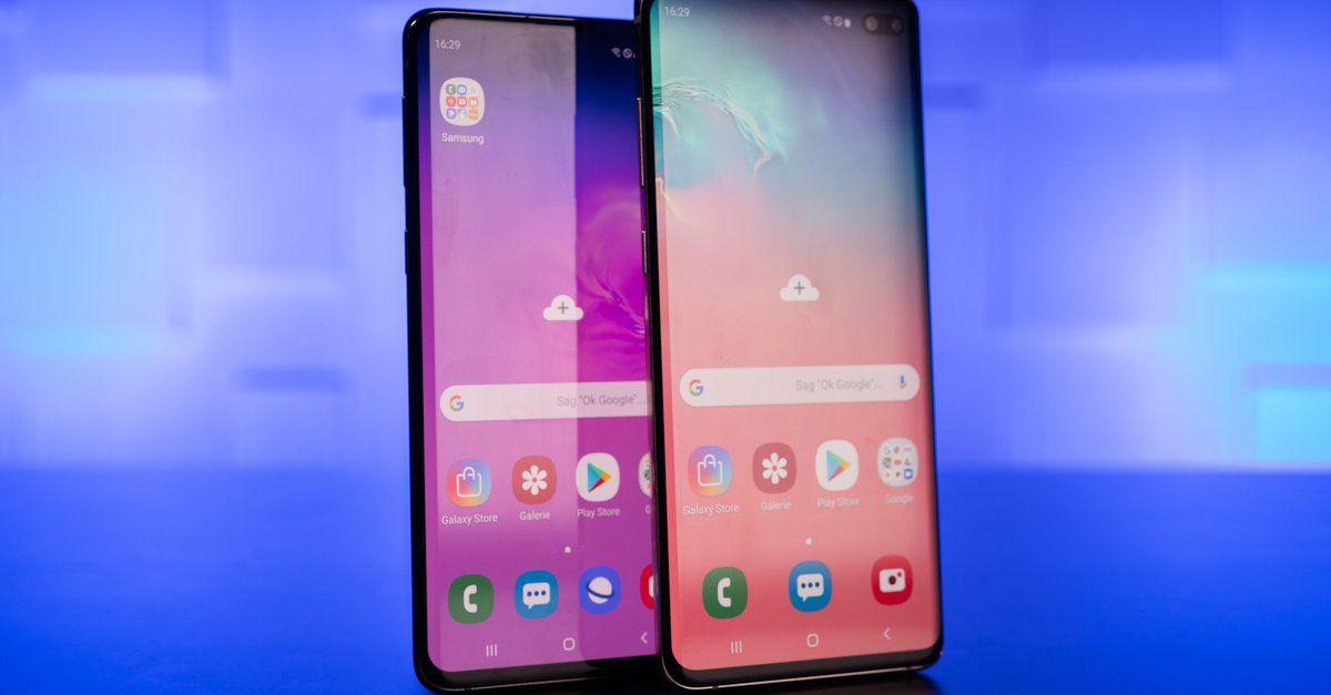 Samsung Galaxy S10 Im Preisverfall Top Smartphone Gunstig Kaufen Smartphone Android Samsung