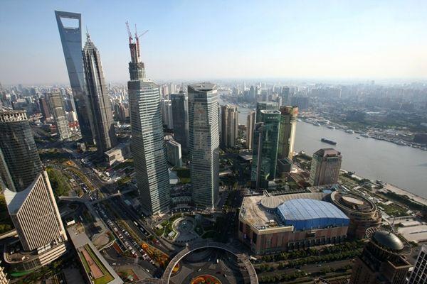 Shanghai World Financial Centre, Cina: 492 metri