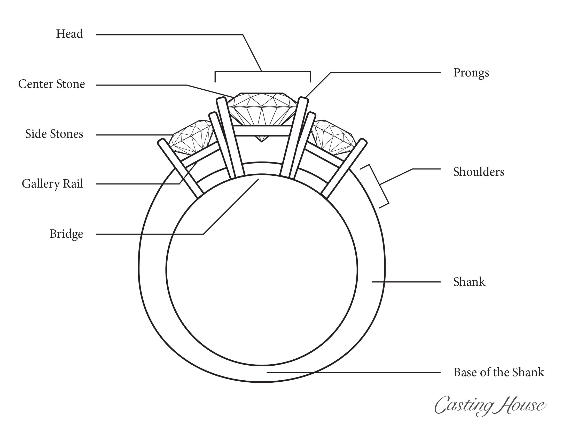 Anatomy Of A Ring Thru Finger Ring Me Up Pinterest Anatomy