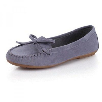 Womens Casual Oxford Flats Sandal Loafer Boots Work School Boat Shoes Size