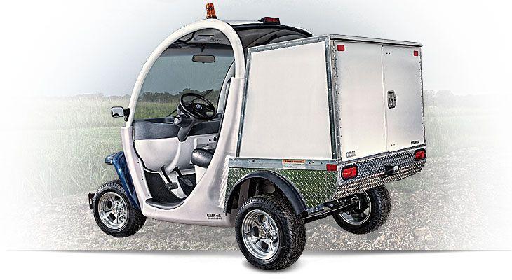 2015 Gem Es Electric Utility Vehicle Features Gem Cars Gem Electric Car Utility Vehicles