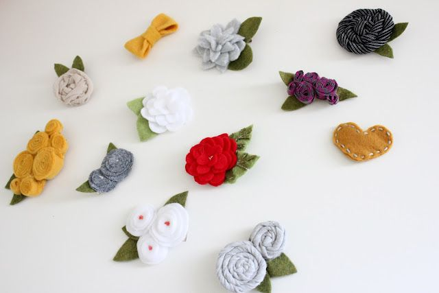 Scrappy Baby Hair Accessories