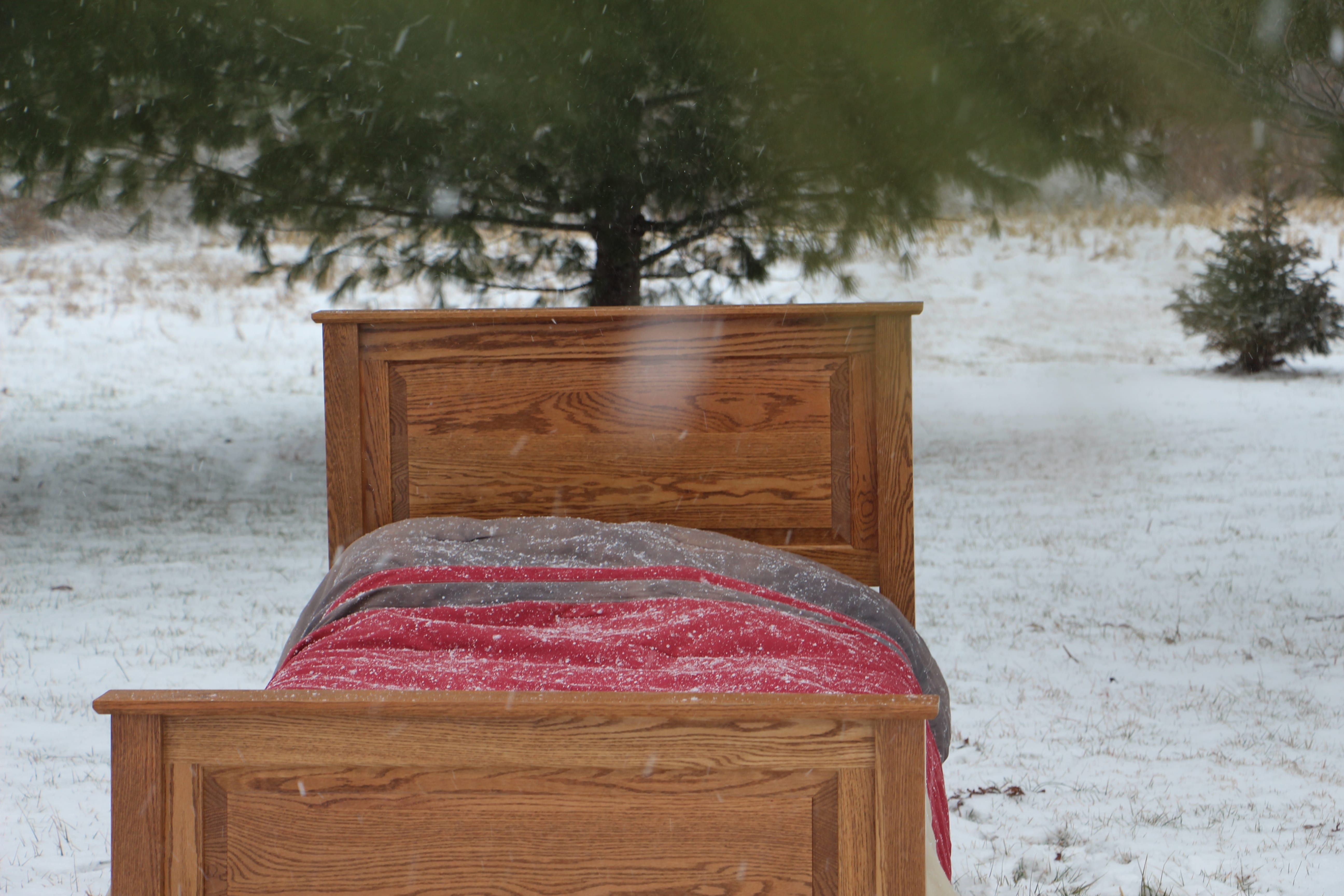 Handcrafted Beauty from Peaceful Valley Furniture} #amishmade