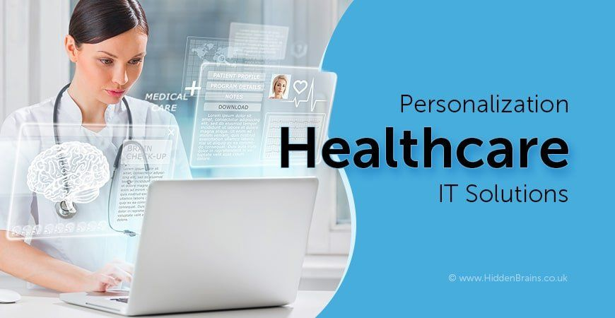 Importance of personalization in healthcare technology
