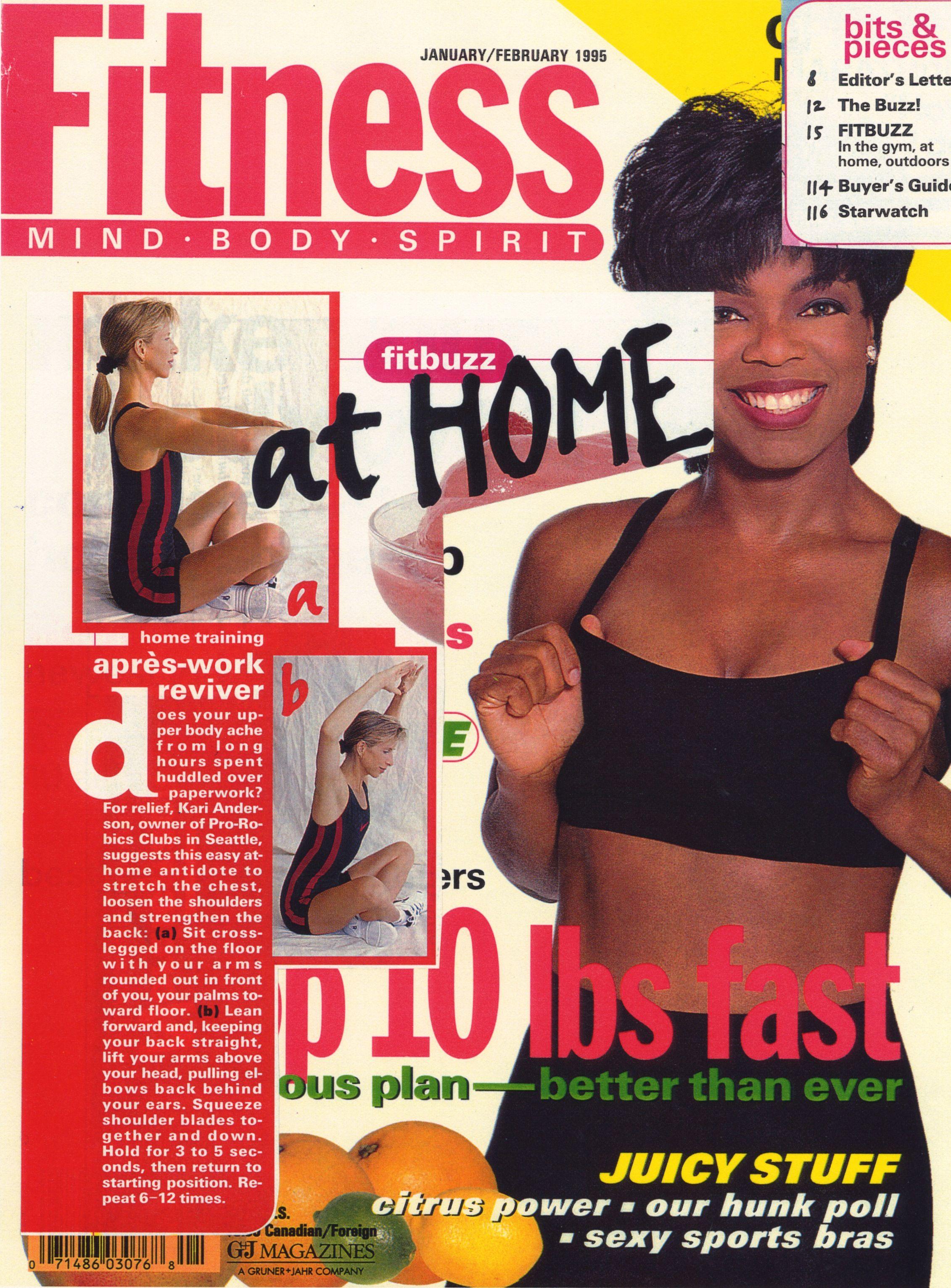 Fitness Magazine Fitness Magazine Excercise Fitness