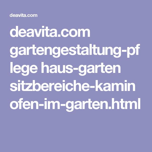 deavita gartengestaltung-pflege haus-garten sitzbereiche, Hause und garten
