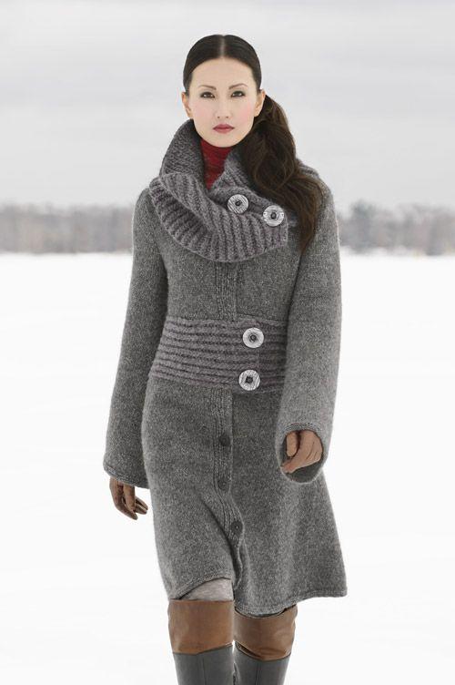 Beautiful Knitted Coat Knitting Women Fashion Women Fashion