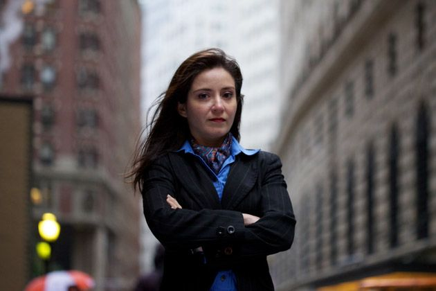 """So who is Carmen Segarra? A Fed Whistleblower Q&A  """"Segarra says she was fired after she found that Goldman lacked an adequate company-wide policy to manage conflicts of interest — and after her superiors urged her to change this finding and she refused. """""""
