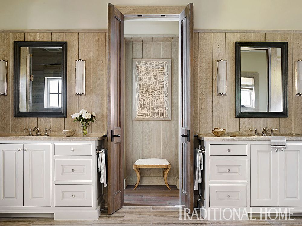 Lakeside Home In Quiet Colors Bathroom Photos Traditional And - Webb bathroom design