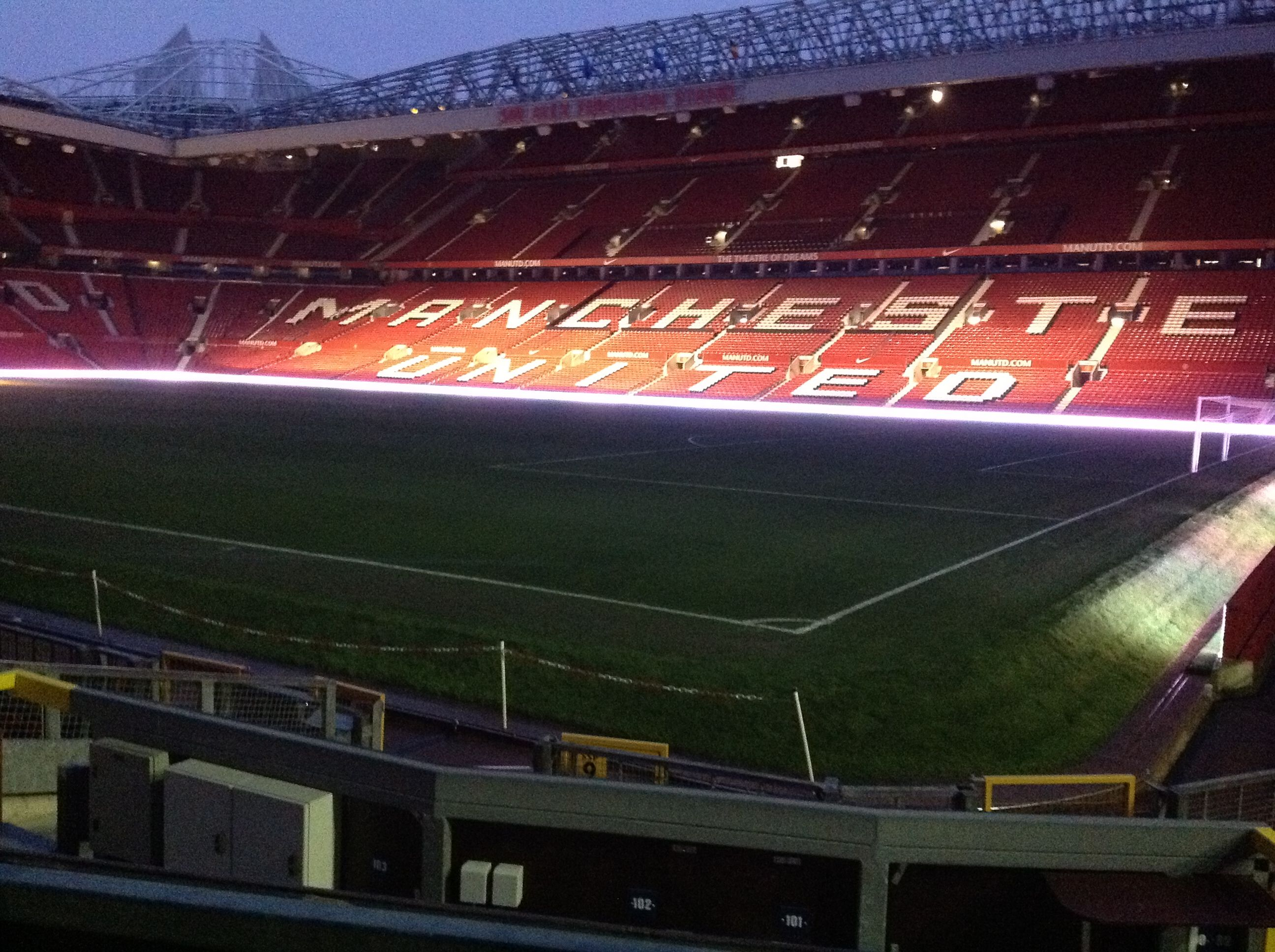 Old Trafford Manchester United Manchester United Trafford Manchester United Football
