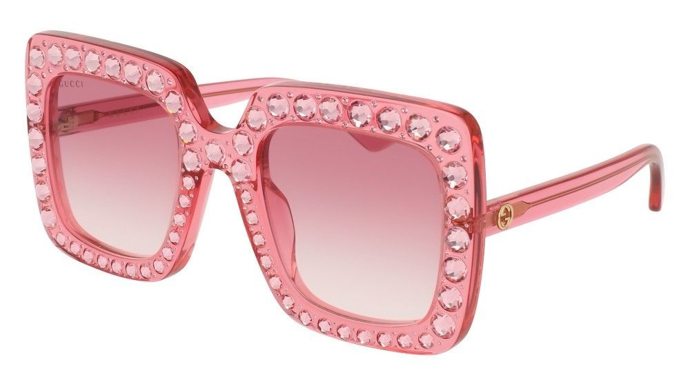 27f5998814e NEW Gucci Fashion Inspired GG 0148S Sunglasses 003 Pink 100% AUTHENTIC   fashion  clothing  shoes  accessories  womensaccessories ...
