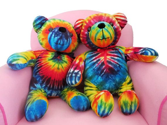 Image result for rainbow teddy bear