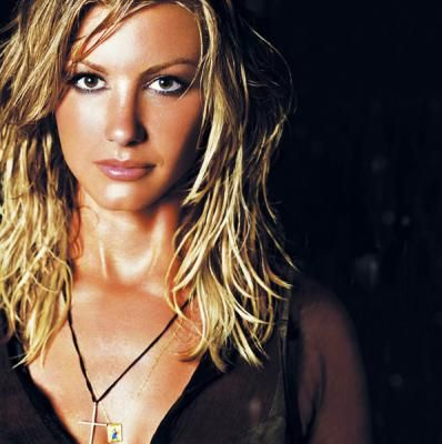 Faith Hill Young Years